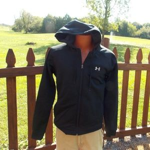 Under Armour Mens Hoodie Jacket Size XL